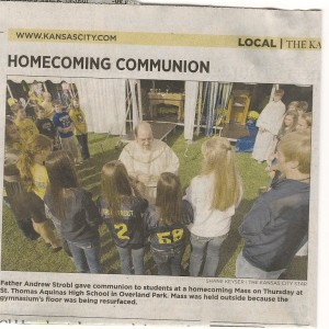 Homecoming-Communion