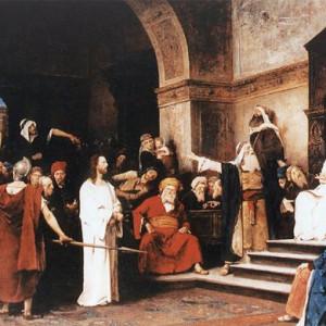 Christ-before-Pilate-by-Munkacsy1