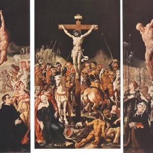 Crucifixion-by-van-Heemskerck1