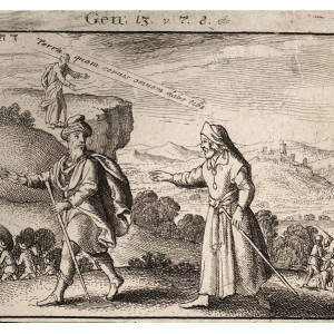 792px-Wenceslas_Hollar_-_Abraham_and_Lot_separating_-State_1-