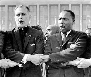 father-ted-and-Martin-Luther-King