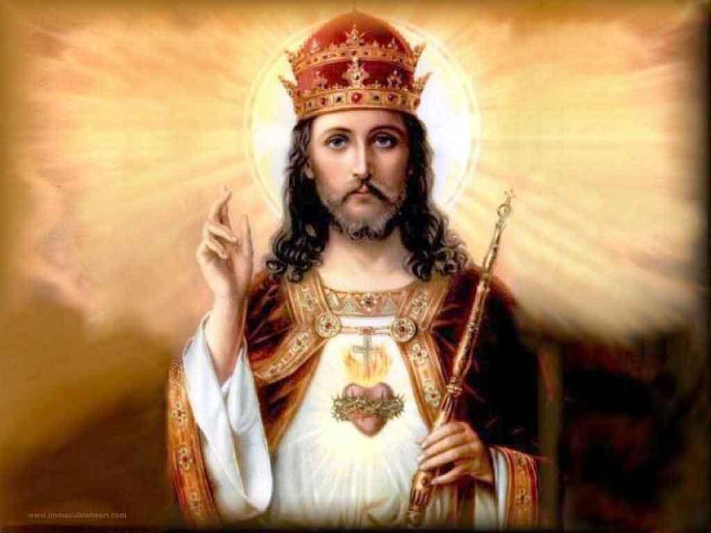 Treating Jesus As A King Without Kingdom Shameless Popery