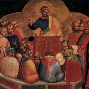 Lorenzo_veneziano-_predica_di_san_pietro