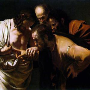 Caravaggio_Doubting_Thomas1