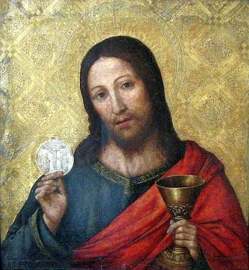 real presence eucharist The real presence of christ in the eucharist by frank j sheed the blessed eucharist is the sacrament baptism exists for it, all the others are enriched by it.