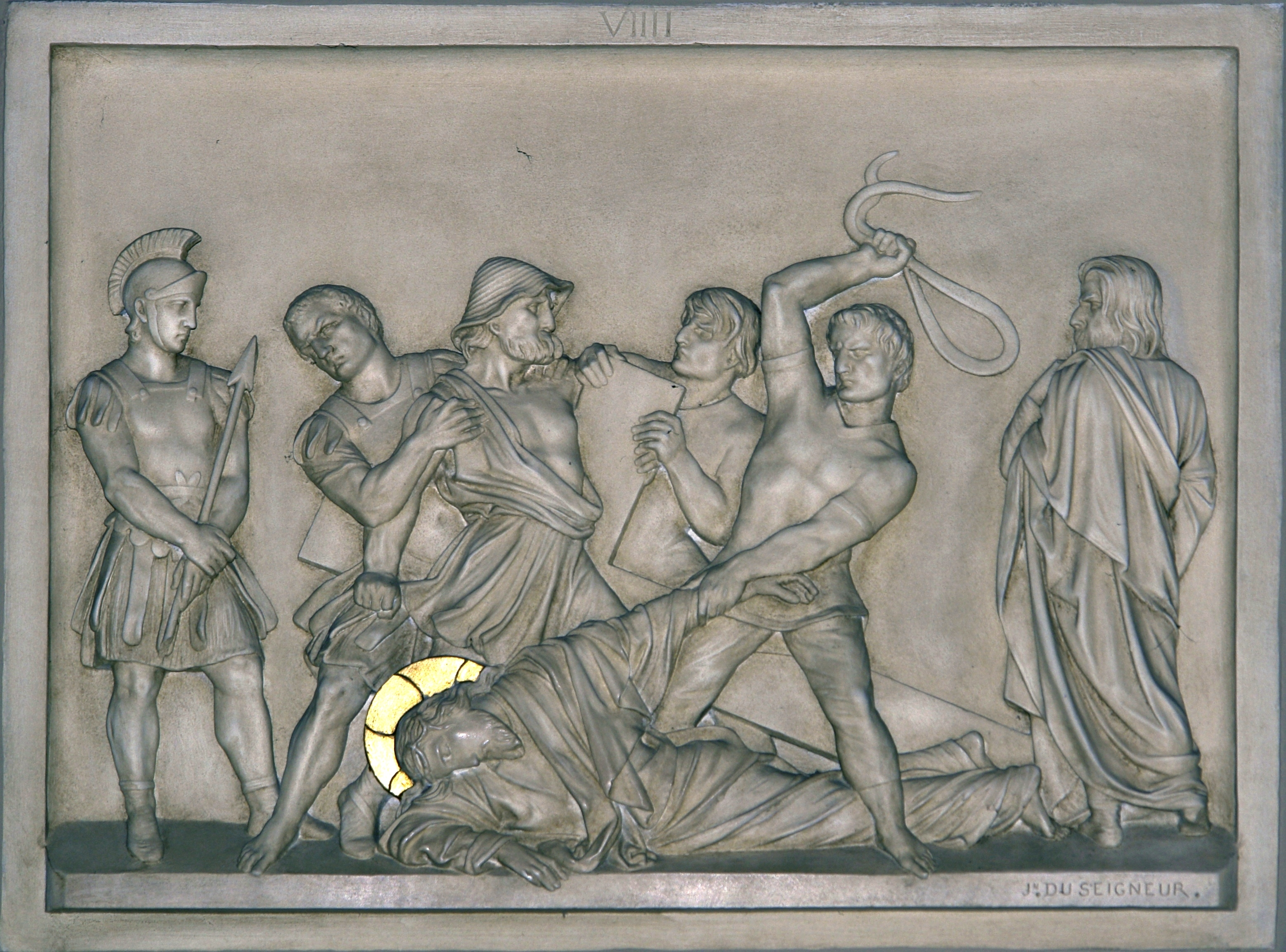 Catholic in Brooklyn: Meditation on the Ninth Station of the Cross ...