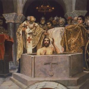 Vasnetsov_Bapt_Vladimir_fresco_in_Kiev