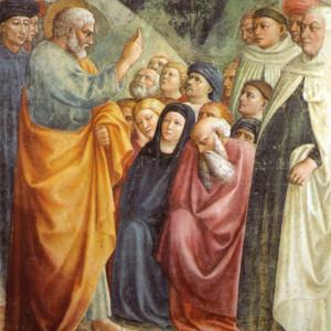 Cappella_brancacci-_Predica_di_San_Pietro_-restaurato-_Masolino1