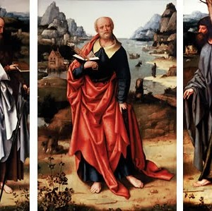Joos_van_Cleve_-_Triptych_of_Saint_Peter-_Saint_Paul_and_Saint_Andrew_-opened-