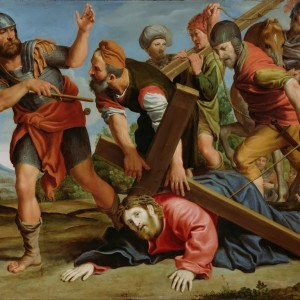 Domenichino_-Domenico_Zampieri-_-Italian_-_The_Way_to_Calvary_-_Google_Art_Project