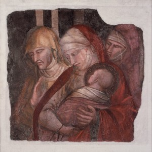 Spinello_Aretino_-Spinello_di_Luca_Spinelli-_-_The_Infant_St._John_the_Baptist_presented_to_Zacharias_-_Google_Art_Project
