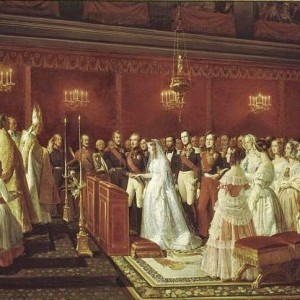 Marriage_of_the_Duke_of_Nemours_to_Princess_Victoria_of_Saxe-Coburg_and_Gotha_at_Saint_Cloud_by_Henri_F-C3-A9lix_Emmanuel_Philippoteaux