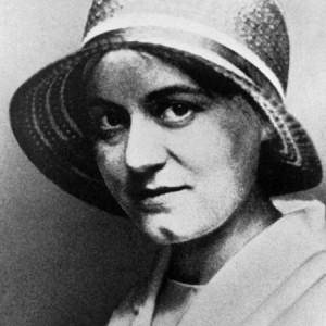 Edith Stein, circa 1920 (age c. 28)