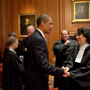 The Supreme Court and President Obama