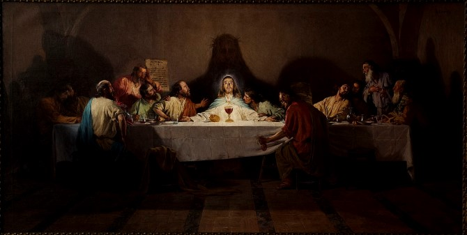 Antoni Estruch, The Last Supper