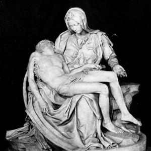 Michelangelo, Pieta (1499)