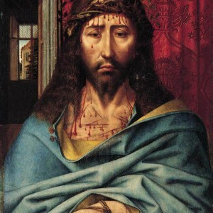 Colijn de Coter, Christ as the Man of Sorrows (1500)