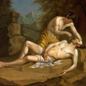 Franciszek Sobiepan, The Good Samaritan (1828)