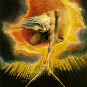 William Blake, Ancient of Days (1794)