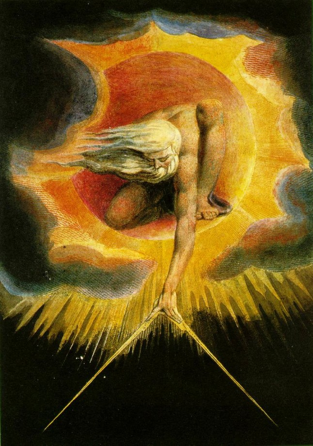 William Blake, Ancient of Days (1794)