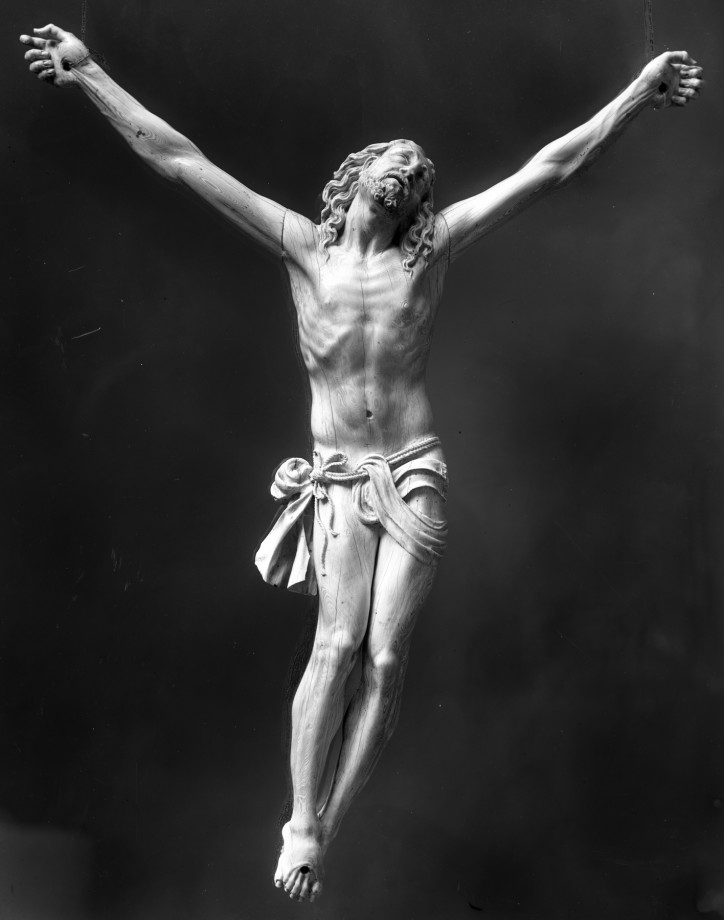 Anonymous, Crucifix (18th c.)