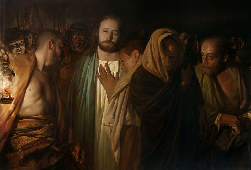 A.N. Mironov, The Treachery of Judas (2009)