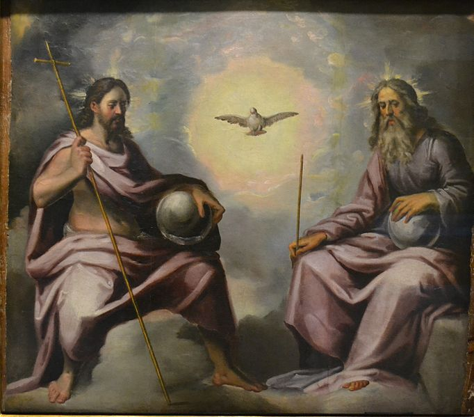 Vicente Requena, Holy Trinity (16th c.)