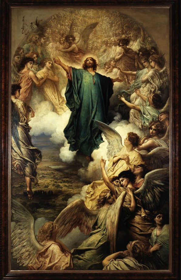 Gustave Doré, The Ascension (1879)