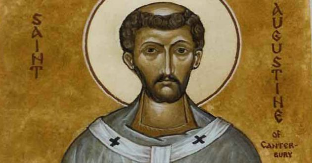 St. Augustine of Canterbury