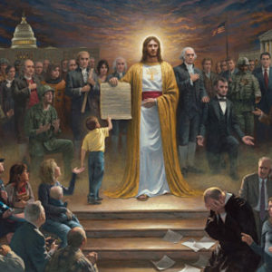 Jon McNaughton, One Nation Under God