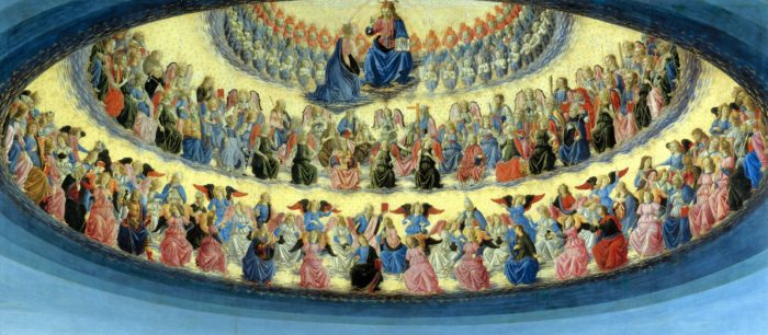 Francesco Botticini, The Assumption of the Virgin (1476)