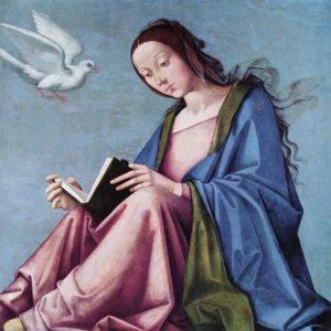 Lorenzo Costa, Mary's Annunciation (16th c.)