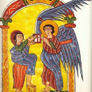 Angel Appearing to St. John the Revelator