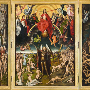 Hans Memling, The Last Judgment (1473)