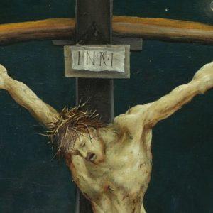 Matthias Grünewald, Crucifixion of Christ (1510)