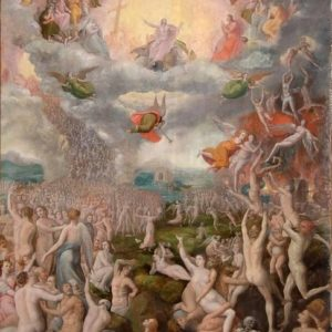Crispin van den Broeck, The Last Judgment (1560)